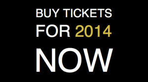 buy tickets now 2014