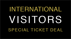 International Visitors Special Offer