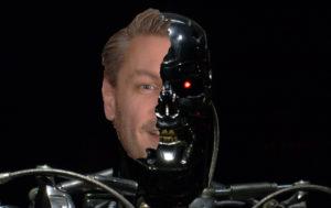 Kenneth som Terminator