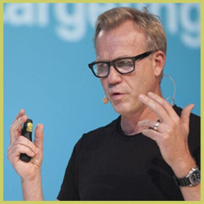 Speaker: Petter Gulli // Creative Director and Partner, Good Morning
